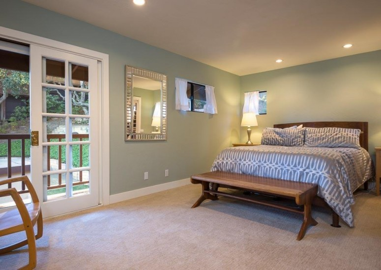 907 Fellowship - Master Bedroom - Sold by Thomas Schultheis of Berkshire Hathaway HomeServices in Santa Barbara